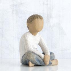 Статуэтка Willow Tree Творческий ребенок (Imaginative Child)