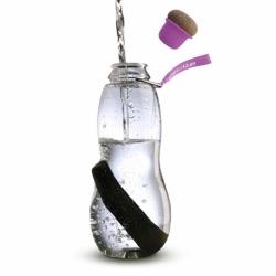 Эко-бутылка eau good с фильтром фиолетовая, Black+Blum