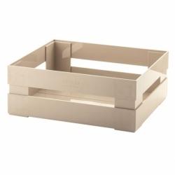 Ящик для хранения tidy & store l бежевый, Guzzini