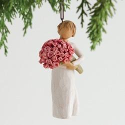 Подвесное украшение Willow Tree Изобилие (Abundance Ornament)