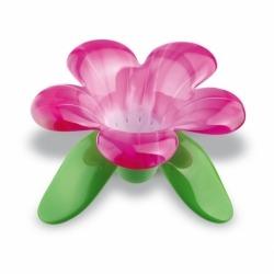 Ёмкость для заваривания audrey, розово-белая, Koziol