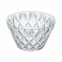 Миска crystal s, 500 мл, прозрачная, Koziol