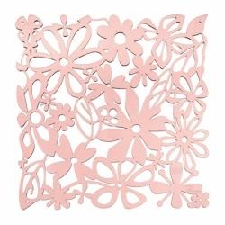Набор из 4 декоративных элементов alice, розовый, Koziol