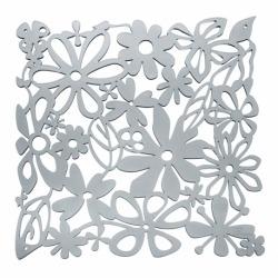 Набор из 4 декоративных элементов alice, серый