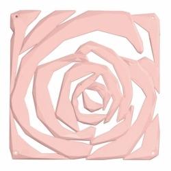 Набор из 4 декоративных элементов romance, розовый