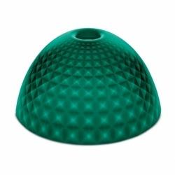 Плафон stella silk m, зелёный, Koziol