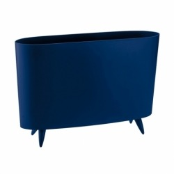 Подставка для журналов milano, синяя, Koziol