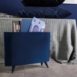 Подставка для журналов Milano синяя, Koziol