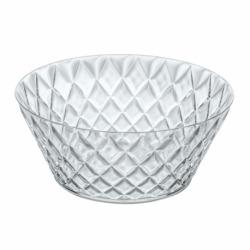 Салатник crystal l, прозрачный, Koziol