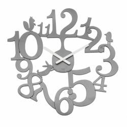 Часы настенные pip, серые, Koziol