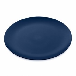 Тарелка обеденная rondo синяя, Koziol