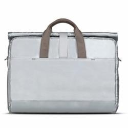 Бизнес портфель glenn shiny silver, Senz