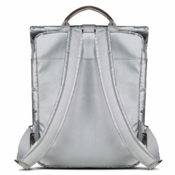 Рюкзак sam shiny silver, Senz
