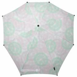 Зонт-автомат cloudy colors, Senz