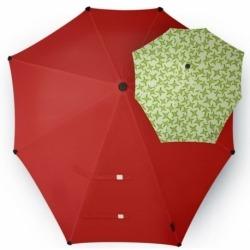 Зонт-трость original tropical leaves, Senz