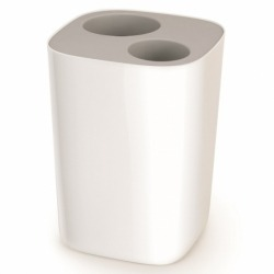 Контейнер для мусора Split™ для ванной комнаты серый, Joseph Joseph