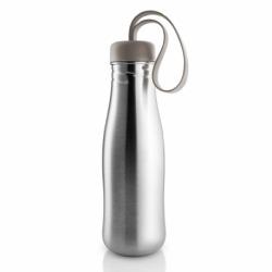 Бутылка для воды active, 700 мл, пурпурно-серая