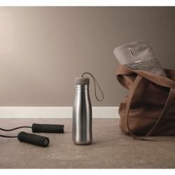 Бутылка для воды active, 700 мл, пурпурно-серая, Eva Solo