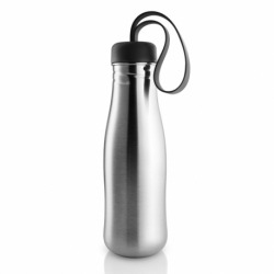 Бутылка для воды active, 700 мл, черная