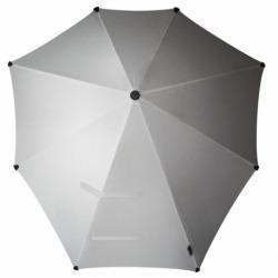 Зонт-трость Senz Original shiny silver