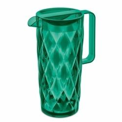 Кувшин crystal, 1,6 л, зелёный, Koziol
