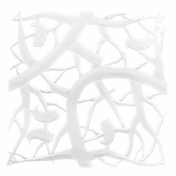 Набор из 4 декоративных элементов pip, белый, Koziol