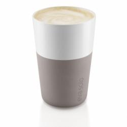 Чашки для латте, 2 шт., пурпурно-серые, Eva Solo