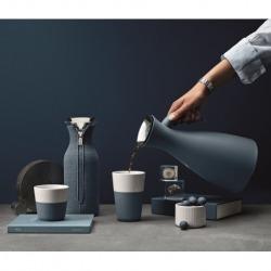 Чашки для латте, 2 шт., синяя сталь, Eva Solo