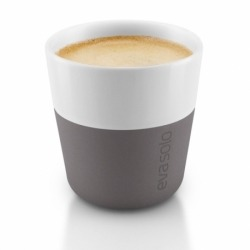 Чашки для эспрессо 2 шт 80 мл серые, Eva Solo