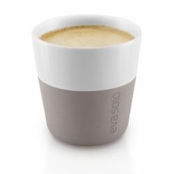 Чашки для эспрессо, 2 шт., пурпурно-серые, Eva Solo