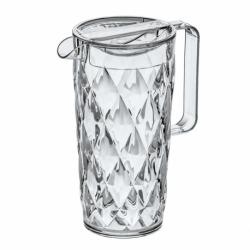 Кувшин crystal, 1,6 л, прозрачный, Koziol