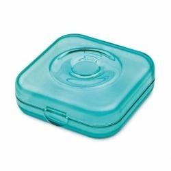 Шкатулка private box, прозрачная голубая, Koziol