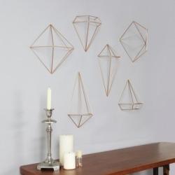 Декор для стен prisma медь, Umbra