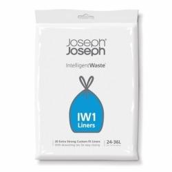 Пакеты для мусора general waste (20 штук), Joseph Joseph
