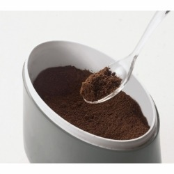 Банка для кофе gocce 250 гр серая, Guzzini