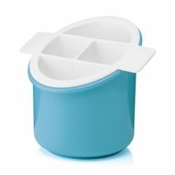 Сушилка для столовых приборов forme casa classic голубая, Guzzini