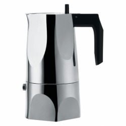 Кофеварка для эспрессо ossidiana 150 мл., Alessi