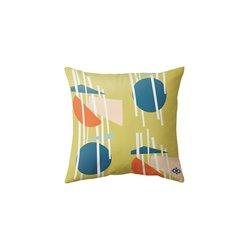 Декоративная подушка Geometry желто-горчичный, Woodi