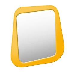 Зеркало Woodi малое крашеное желто-горчичный, Woodi