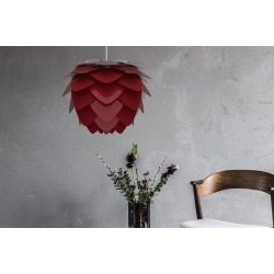Плафон Aluvia, бордовый, D59, 48 см, VITA Copenhagen