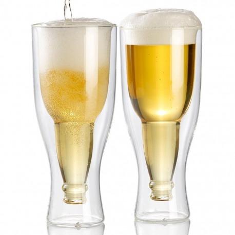 Набор пивных бокалов gravity 2 шт.