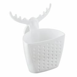 Ёмкость для заваривания Rudolf белая, Koziol