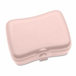 Ланч-бокс Basic розовый, Koziol
