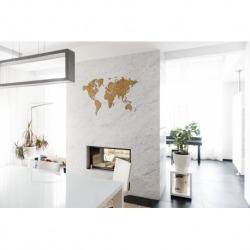 Карта-пазл wall decoration exclusive, 130х78 см, европейский дуб, Mimi