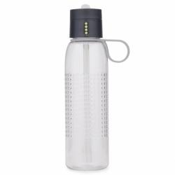 Бутылка для воды Dot Active 750 мл серая, Joseph Joseph