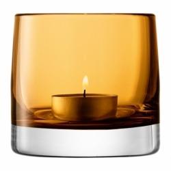 Подсвечник для чайной свечи Light Colour охра, LSA