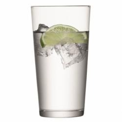 Набор из 4 стаканов для сока Gio, 320 мл, LSA