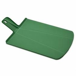 Доска разделочная chop2pot plus большая тёмно-зелёная, Joseph Joseph