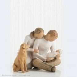 Семейная композиция Willow Tree