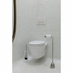 Держатель для туалетной бумаги Heron никель, Umbra